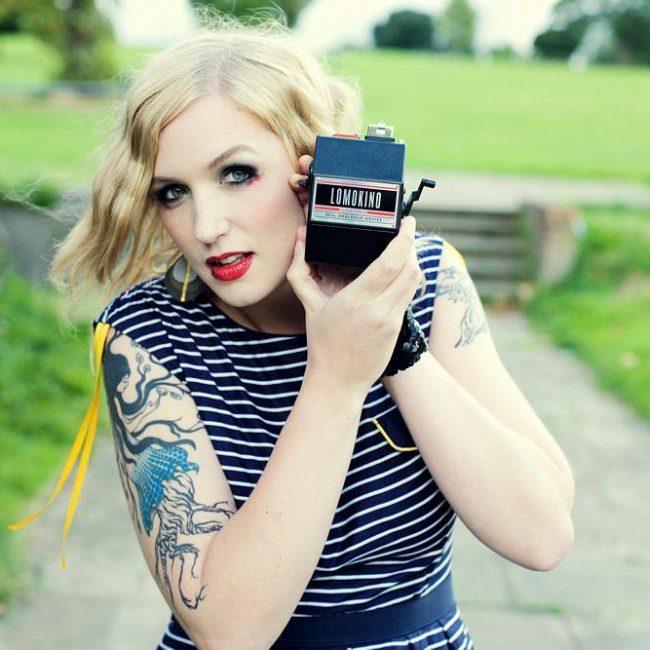 Lomography Magazine Interview + My 35mm LomoKino Music Video