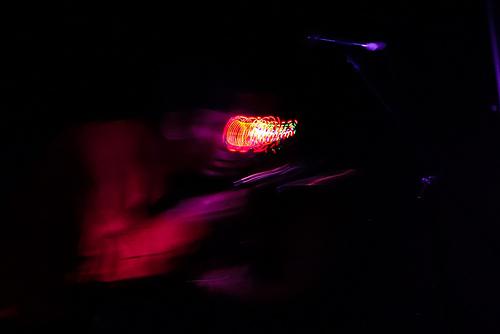 Gig Diary 25.8.12 - Thomas Truax + She Makes War + Dexy at Scream Lounge, Croydon