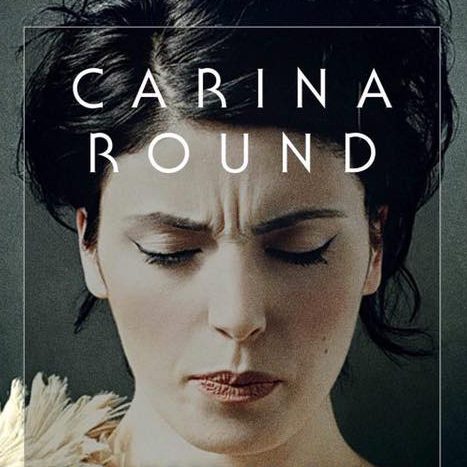 I'm supporting Carina Round on tour in August - tickets available now! 1