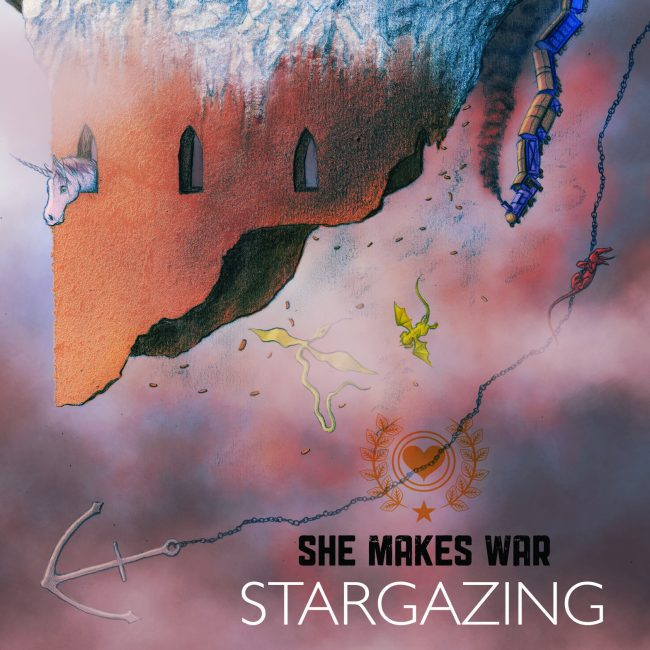 Stargazing - my next single! Live video and more