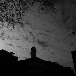 Bristol city sky.
