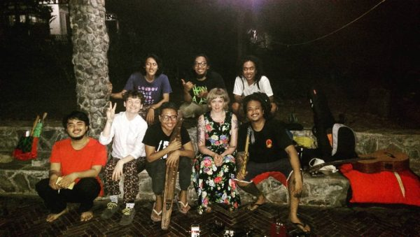 Tales From Indonesia - Part 2: Making music and learning new instruments in deepest Depok 2