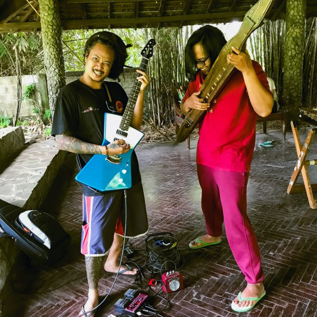 Tales From Indonesia - Part 2: Making music and learning new instruments in deepest Depok