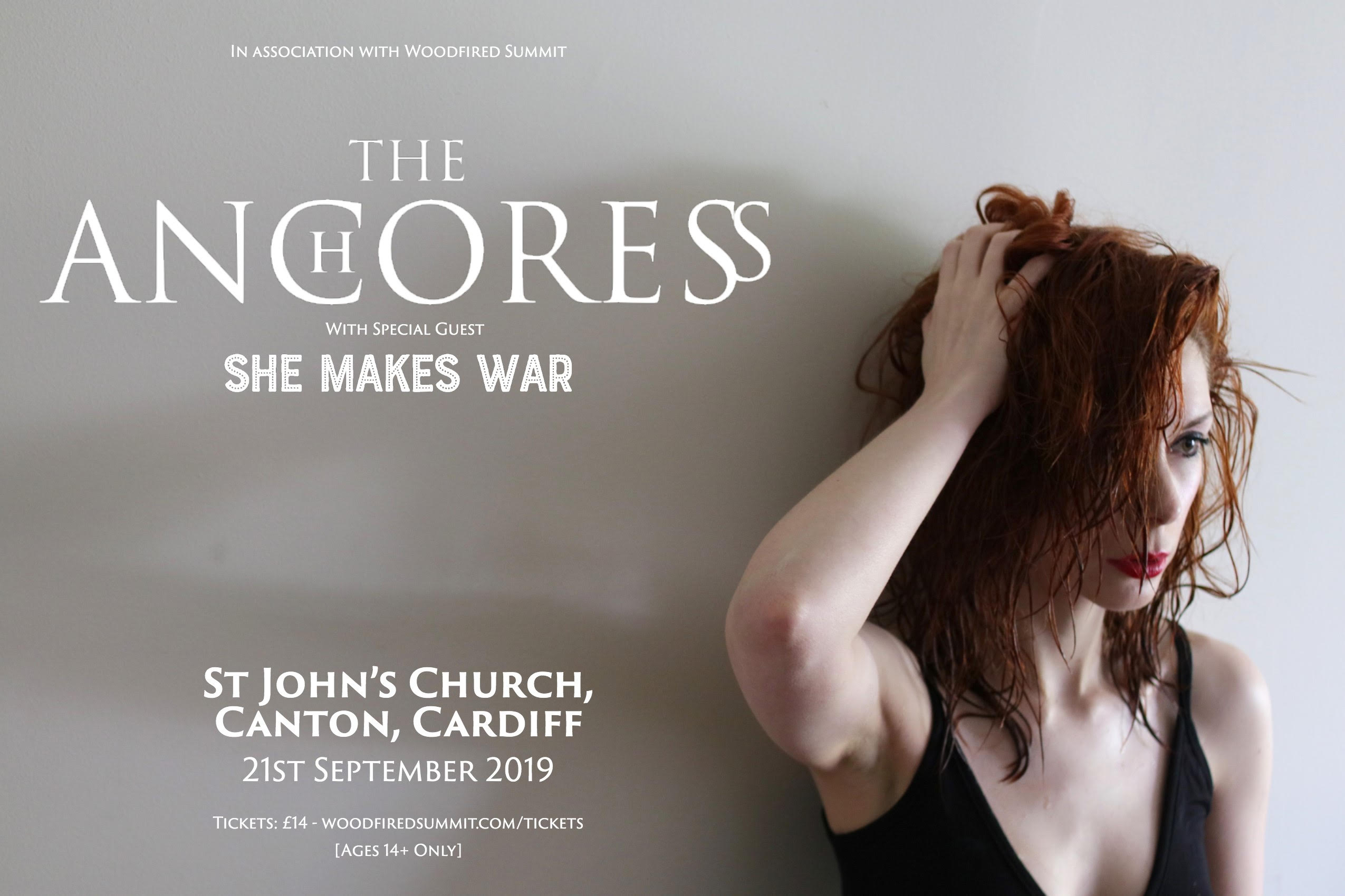 She Makes War | Gigs